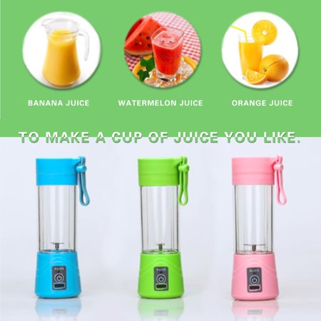 KKSTAR New Fashion Electric Juice Blender Multi-functional Household and Portable Juicer Cup - image 6 de 7