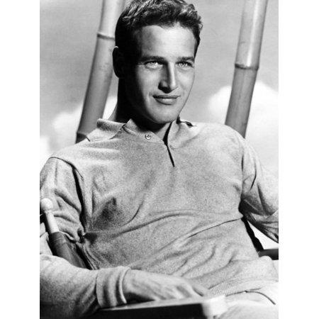 Paul Newman, 1956 Print Wall Art