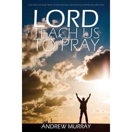 Andrew Christian Boxers (Lord, Teach Us to Pray by Andrew Murray )