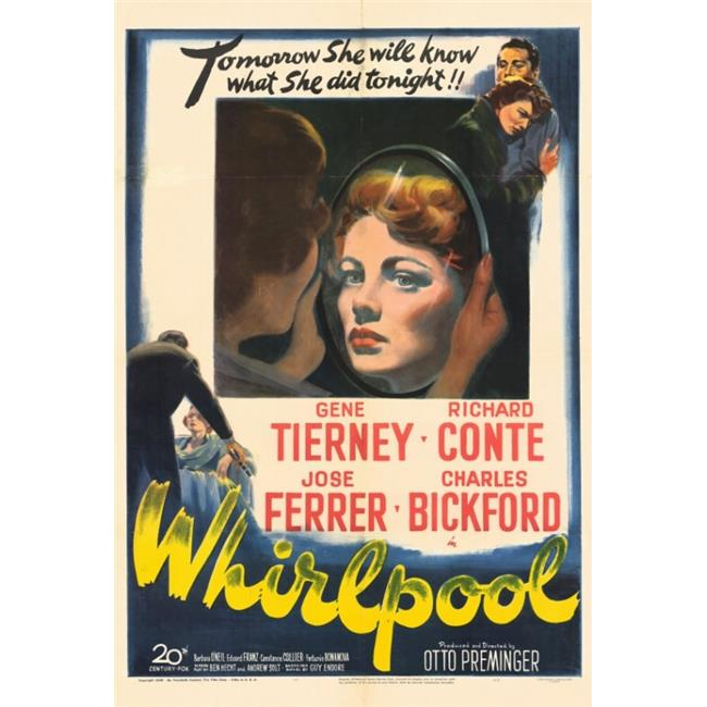 Pop Culture Graphics MOVEF2894 Whirlpool Movie Poster Print, 27 x 40 - image 1 of 1