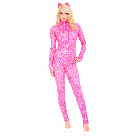 Pink Cheetah 70788-ML - Cheetah Pumpkin
