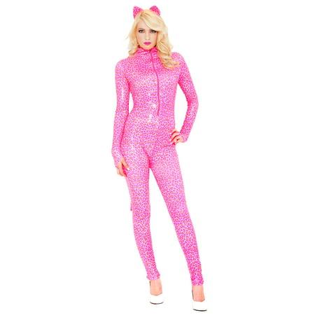 Pink Cheetah 70788-ML (Halloween Cheetah)