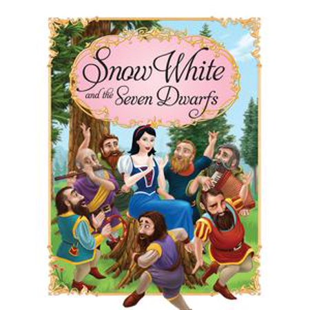 Snow White and the Seven Dwarfs Princess Stories - eBook