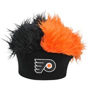 Concept One NHL Flyers 2 Color Faux Hair Beanie