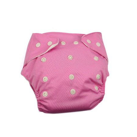 Reuseable Washable Adjustable One Size Baby Pocket Cloth Diapers