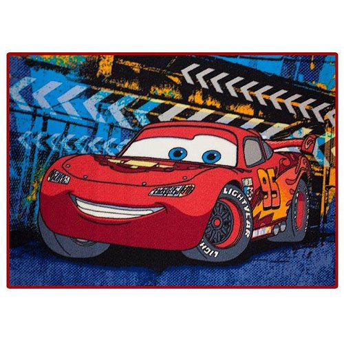 Disney Cars Nylon Room Rug