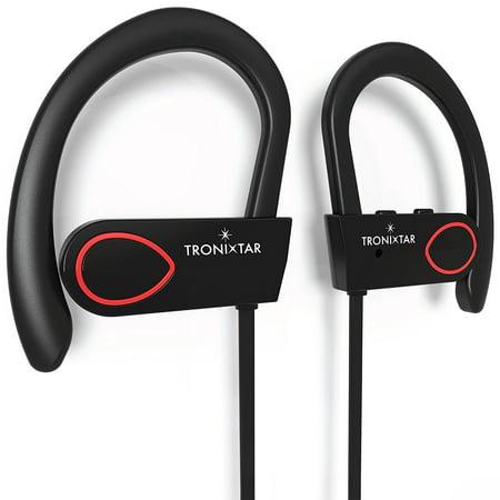 f2b9bcf23f0 Tronixtar Tr 107 Bluetooth Sport Earbuds Secure Fit Wireless