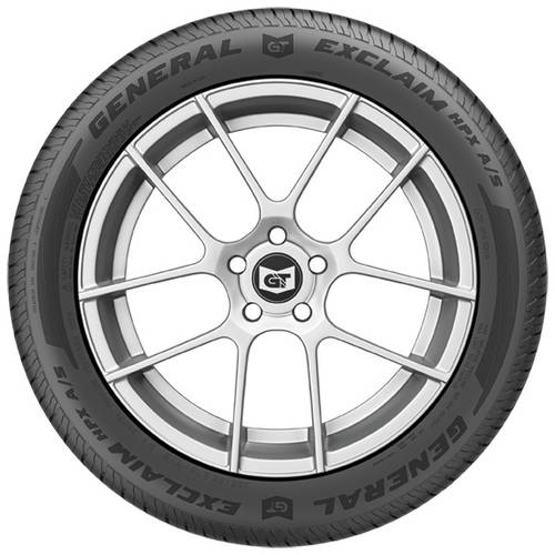 General Exclaim HPX A/S 225/45R18 95W XL