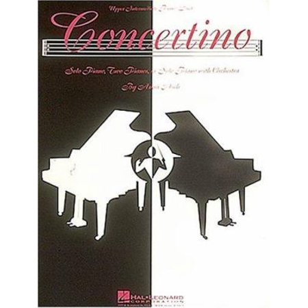 Concertino : National Federation of Music Clubs 2014-2016 Selection Piano Duet