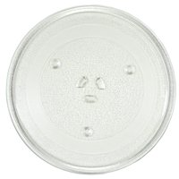 Product Image Hqrp 11 1 4 Inch Gl Turntable Tray For West Bend 3517203500 Em925a Microwave
