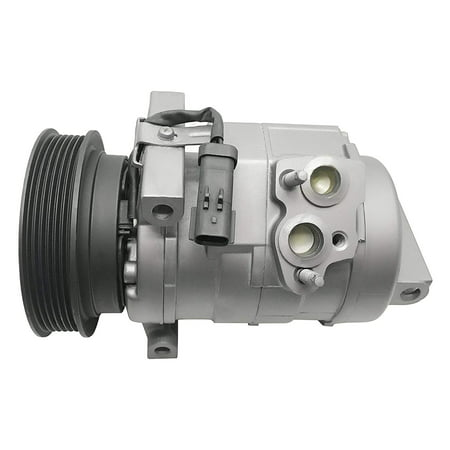 RYC Remanufactured AC Compressor and A/C Clutch IG304 Fits Dodge Magnum 3.5L 2005, 2006; Dodge Charger 3.5L 2006, Chrysler 300 3.5L 2005, 2006 Chrysler Newport Ac Compressor