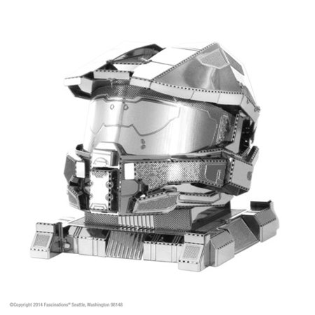 Metal Earth 3D Model Kits - HALO Master Chief