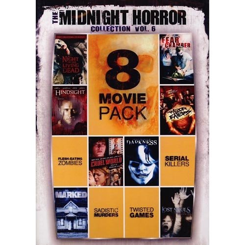 The Midnight Horror Collection: Volume 6