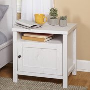 Samantha Nightstand, White Wash