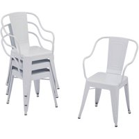 4-Pk. Better Homes and Gardens Camrose Farmhouse Chairs
