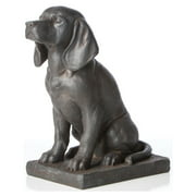 Alfresco Home Noble Dog - Black Rust