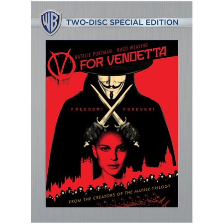 V For Vendetta Two Disc Special Edition Dvd Walmart Canada