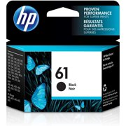 HP 61   Ink Cartridge   Black   CH561WN
