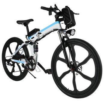 HiFashion 26 Inch 36V Folding Electric Bike