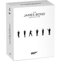 The James Bond Collection on Blu-ray