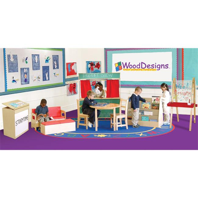 Wood Designs 99908 - Classroom Package - Literacy