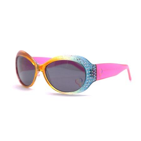 JoJo Siwa Kid's Sunglasses and Case Set