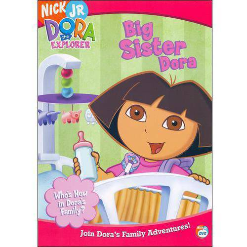 DORA THE EXPLORER-BIG SISTERDORA (DVD) (FF)