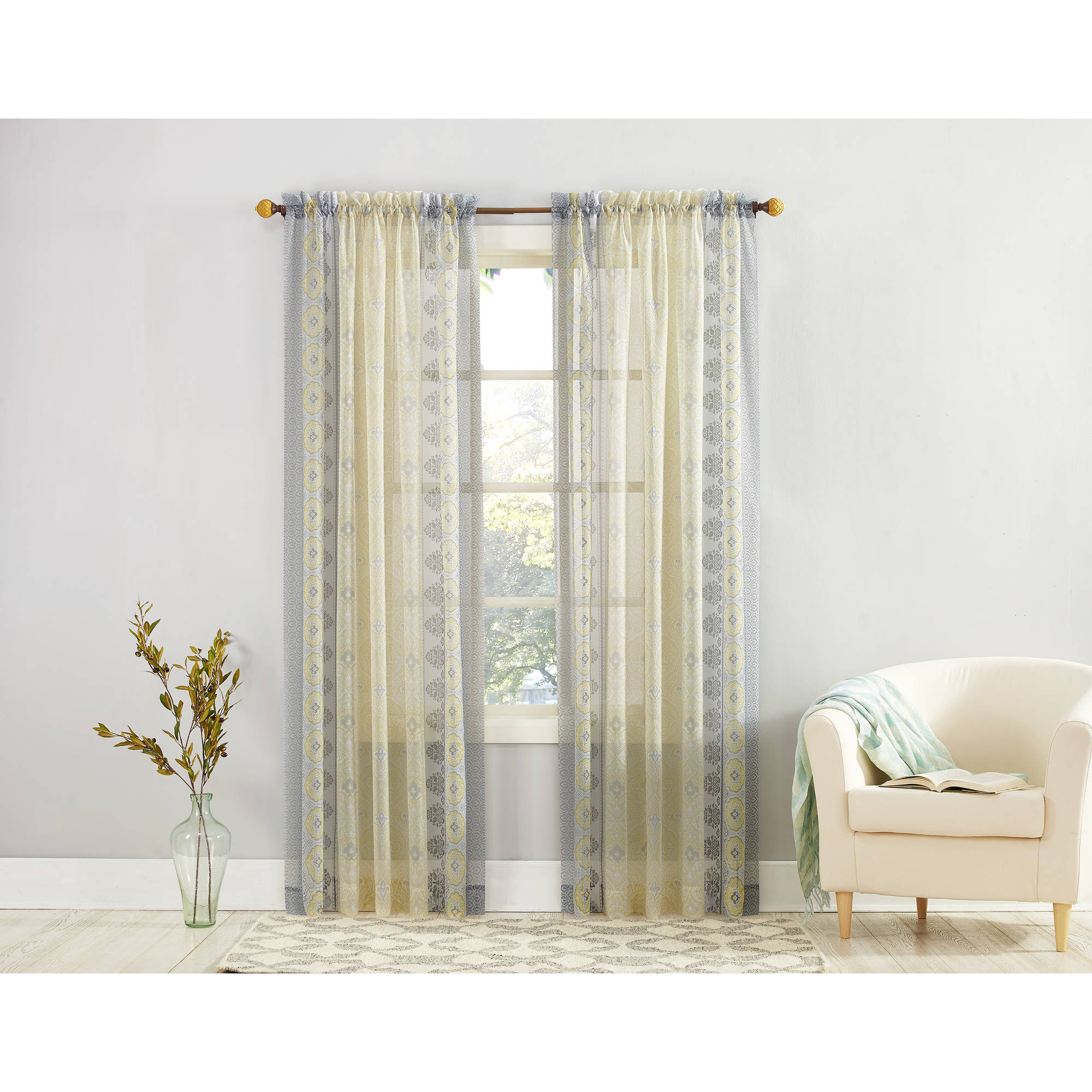 Walmart lime green curtains - Walmart Lime Green Curtains 14