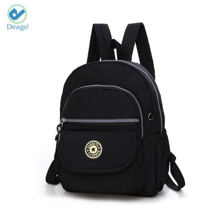 Deago Fashion Casual Shoulder Bag Women Girls Ladies Backpack Travel bag Rucksack Mini Bag -
