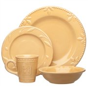 Sorrento 4-Pc Place Setting in Wheat