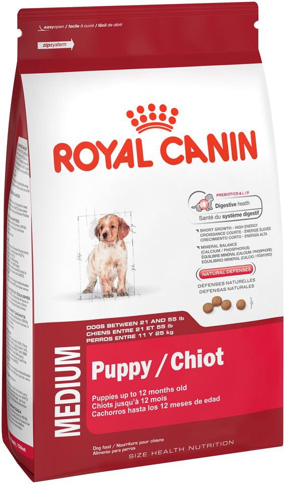 Royal Canin Size Health Nutrition Medium Breed Puppy Dry Dog Food