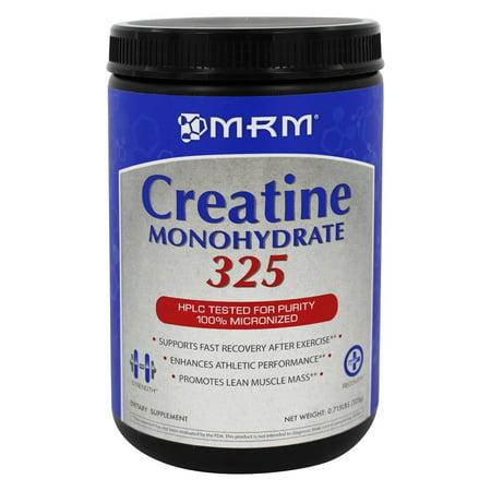 MRM - 325 Monohydrate Créatine - 325 grammes