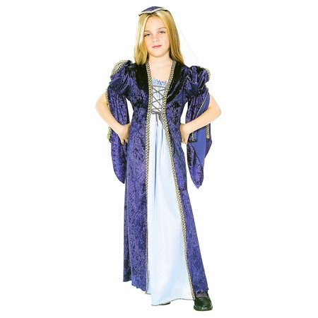Ideas For Renaissance Faire Costumes (Rubies Renaissance Faire Juliet Child Costume, Medium, One Color, Rubies Renaissance Faire Juliet Child Costume, Medium, One Color By)