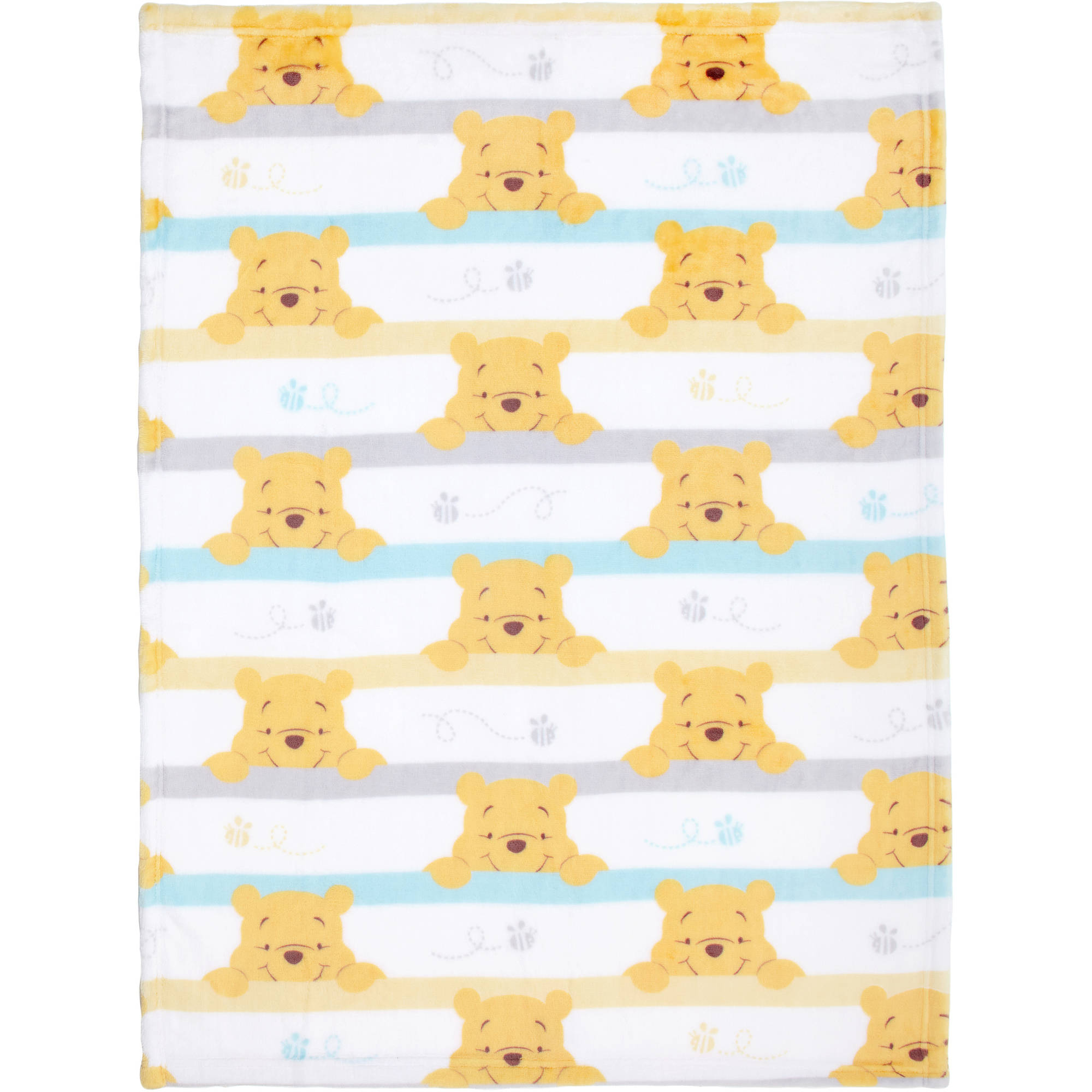 Disney Pooh Together Forever Fleece Blanket