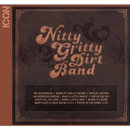 The Nitty Gritty Dirt Band - Icon Series: The Nitty Gritty Dirt Band (CD)