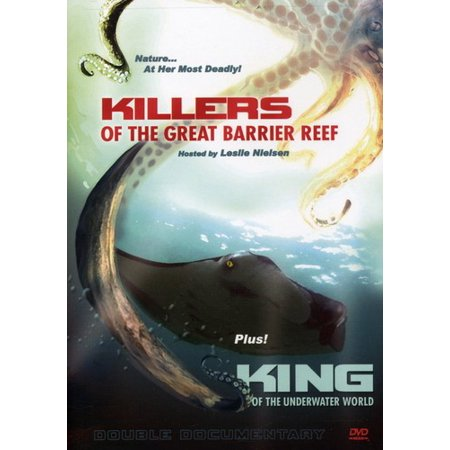 Killers Of The Great Barrier Reef / King Of The Underwater World (DVD)
