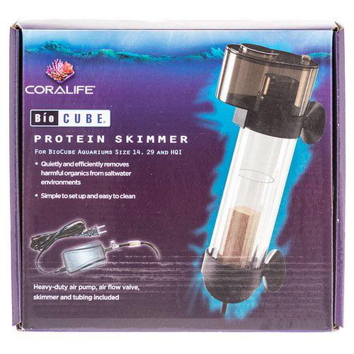 Coralife BioCube Protein Skimmer Fits BioCube 14 & 29 Gallon