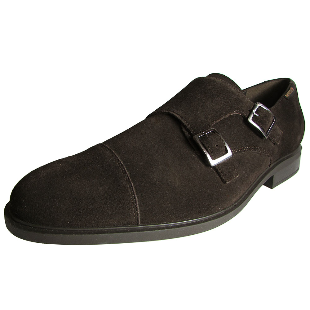 Mephisto Mens Federico Monk Strap Slip On Loafer by Mephisto