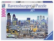 Over the Roofs, London 1000 pcs. Jigsaw Puzzles by Ravensburger (19153) by