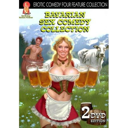 Bavarian Sex Comedy Collection (DVD)