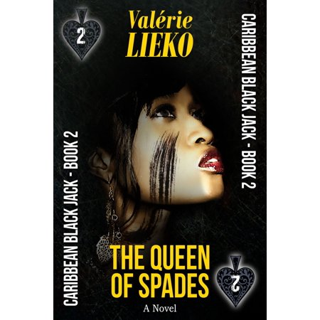 Caribbean Black Jack Book 2 The Queen of Spades - eBook