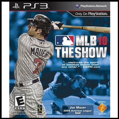 Mlb 10 The Show (PS3) - Pre-Owned