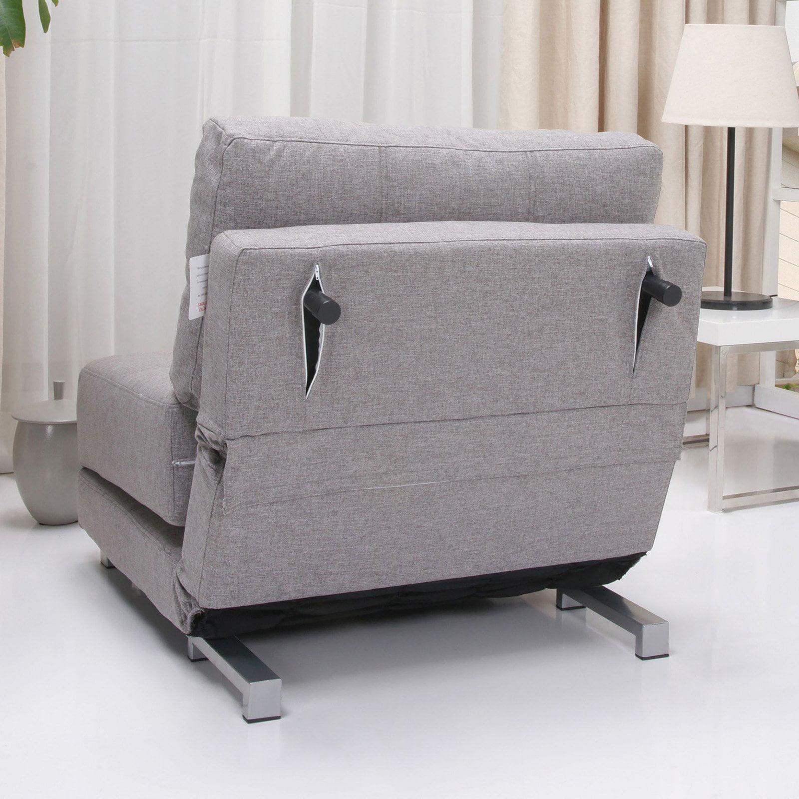 Enjoyable Gold Sparrow New York Convertible Fabric Chair Bed Lamtechconsult Wood Chair Design Ideas Lamtechconsultcom