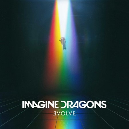 Imagine Dragons - Evolve (CD) ()