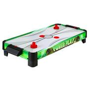 Carmelli NG1011T 40 in. Power Play Table Top Air Hockey, Green