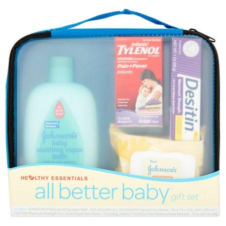 Santé Essentials tout mieux bébé Gift Set
