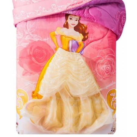 Princess Beauty and the Beast Twin Comforter