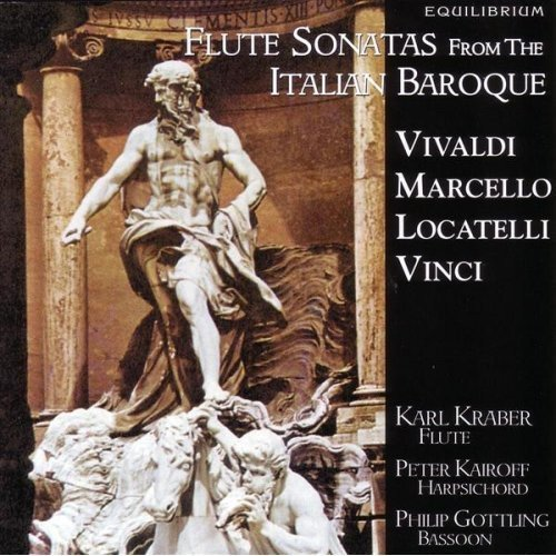 Flute Sonatas From The Italian Baroque / Various