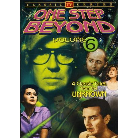Twilight Zone: One Step Beyond: Volume 6 (DVD)