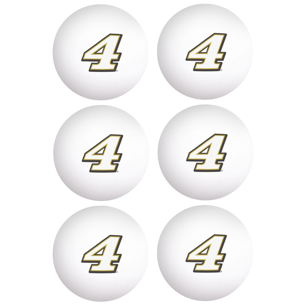 Kevin Harvick WinCraft 6-Pack Table Tennis Balls - No Size